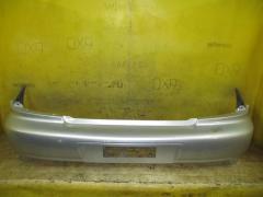 Бампер на Subaru Impreza Wrx GD9 57704-FE050, Заднее расположение