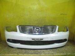 Бампер на Nissan Bluebird Sylphy KG11 029065 62022-EW040, Переднее расположение