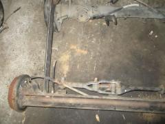Балка подвески на Nissan Presea HR11 SR20DE, Заднее расположение