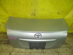 Крышка багажника на Toyota Avensis AZT250