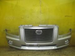 Бампер на Suzuki Wagon R Solio MA34S 02B1207 71711-78F50, Переднее расположение