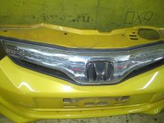 Бампер 71101-TF0-X-ZX00 на Honda Fit Hybrid GP1 Фото 4