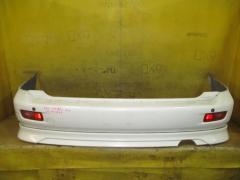 Бампер на Honda Stream RN2 P1485 71501-S7A-ZZ00, Заднее расположение