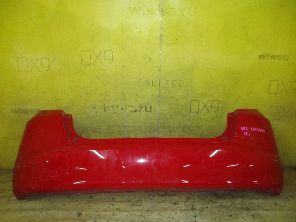 Бампер 71501-TF0-0000 на Honda Fit GE6 Фото 1