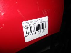 Бампер 71501-TF0-0000 на Honda Fit GE6 Фото 5