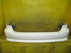 Бампер на Honda Accord Wagon CF6 71501-S0D-ZZ00, Заднее расположение