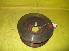 Тормозной диск на Subaru Impreza Wagon GH3 EL15, Переднее расположение