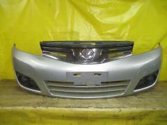 Бампер на Nissan Note E11 02B2704 62022-8Y20H, Переднее расположение