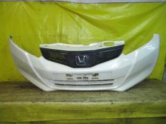 Бампер 71101-TF0X-ZX00 на Honda Fit GE6 Фото 1