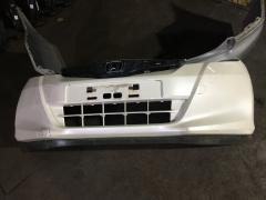 Бампер 71101-TF0X-ZX00 на Honda Fit GE6 Фото 4