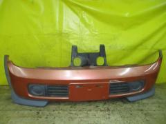 Бампер на Nissan Cube BGZ11 62022-3U040, Переднее расположение