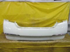 Бампер на Nissan Teana J32, Заднее расположение