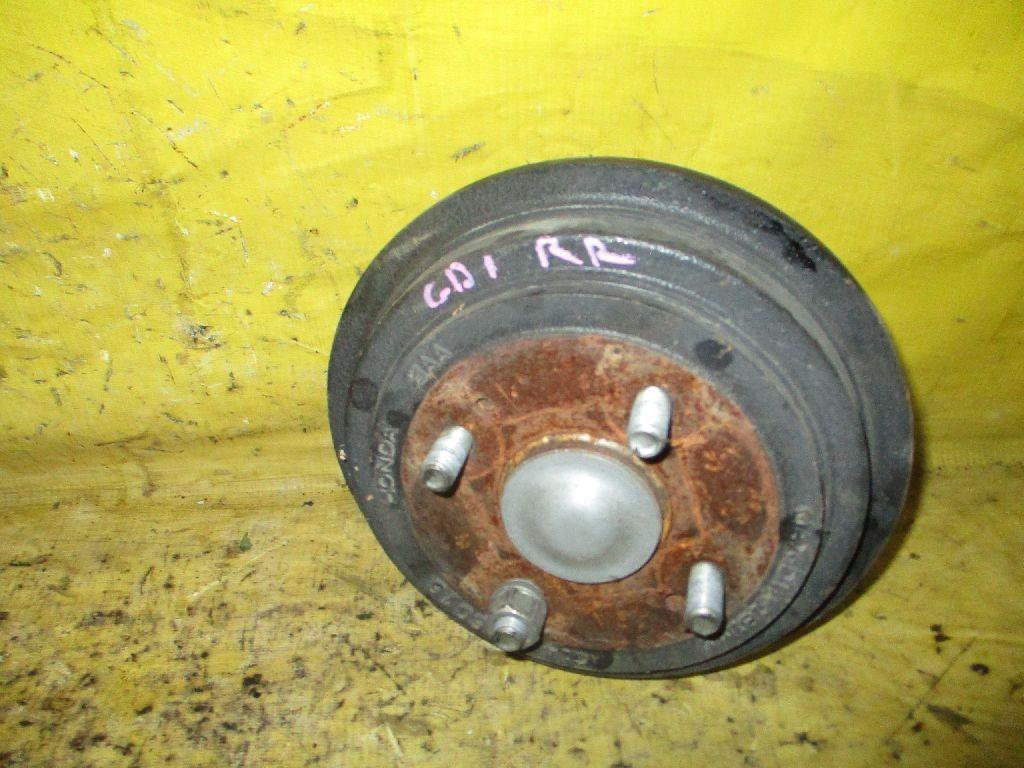 Ступица на Honda Fit GD1 L13A Фото 1