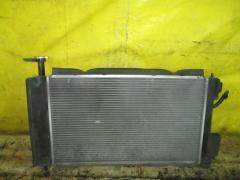 Радиатор ДВС на Toyota Prius NHW10 1NZ-FXE