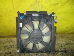 Радиатор кондиционера на Honda Fit GD1 L13A Фото 2