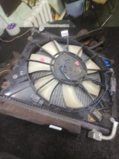 Радиатор кондиционера на Honda Fit GD1 L13A Фото 3