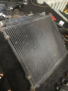 Радиатор кондиционера на Honda Fit GD1 L13A Фото 4