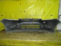 Бампер на Honda Fit GE8, Переднее расположение