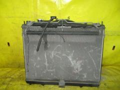 Радиатор ДВС на Nissan Elgrand ATWE50 ZD30DDTI
