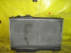 Радиатор ДВС на Honda Ascot CE5 G25A