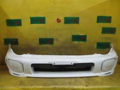 Бампер 57703-FE010 на Subaru Impreza Wagon GG2 Фото 1