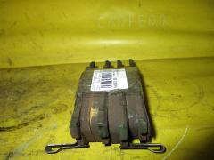 Тормозные колодки на Honda Fit GD1 L13A, Переднее расположение